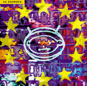 U2 - Zooropa (1993)